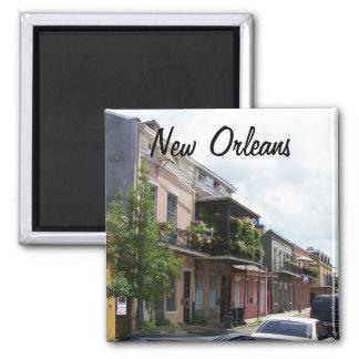 Imán Opinión New Orleans Luisiana de la calle del barri