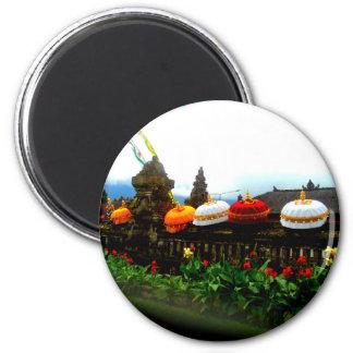 Imán Original del chapoteo de Bali del paraguas