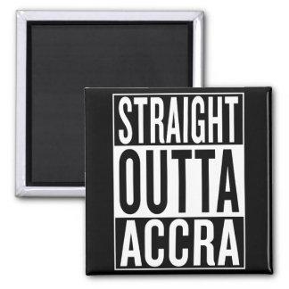 Imán outta recto Accra