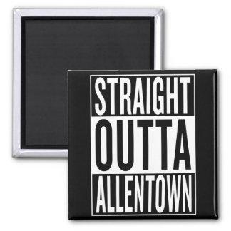 Imán outta recto Allentown