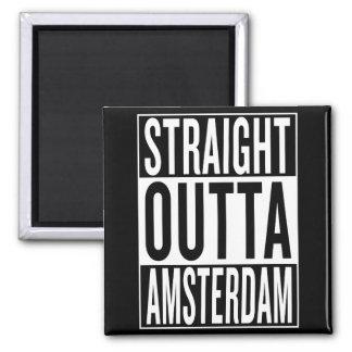 Imán outta recto Amsterdam