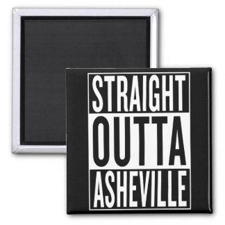 Imán outta recto Asheville