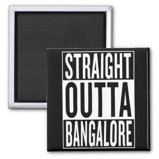 Imán outta recto Bangalore
