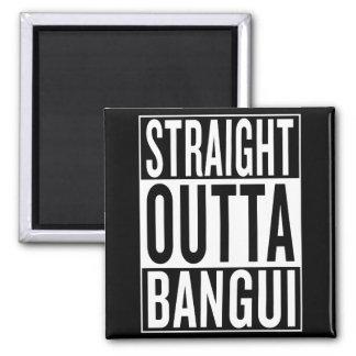 Imán outta recto Bangui