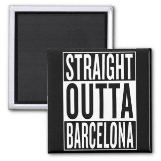 Imán outta recto Barcelona