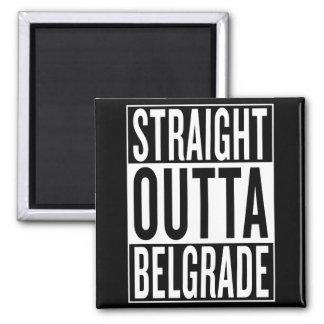 Imán outta recto Belgrado