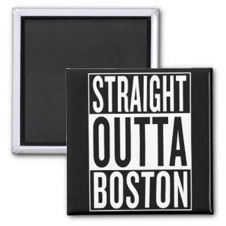 Imán outta recto Boston
