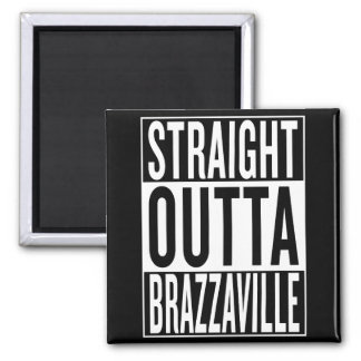Imán outta recto Brazzaville