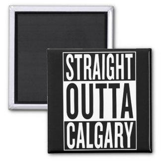 Imán outta recto Calgary