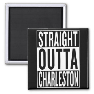 Imán outta recto Charleston