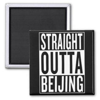 Imán outta recto Pekín