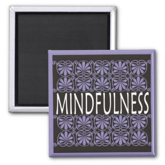 Imán Palabra del poder para la motivación - MINDFULNESS