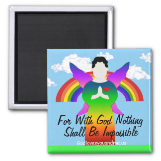 Imán Para con dios nada será imposible