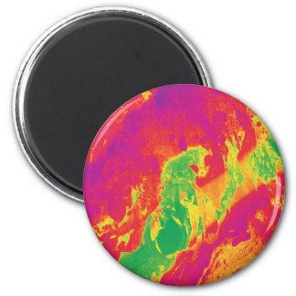 Imán Para el amor del color - caleidoscopio