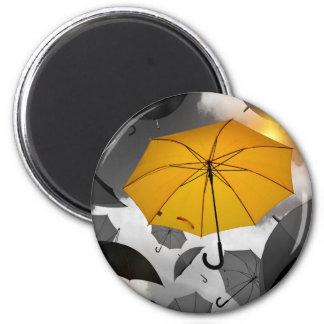 Imán paraguas