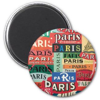 Imán Paris Paris