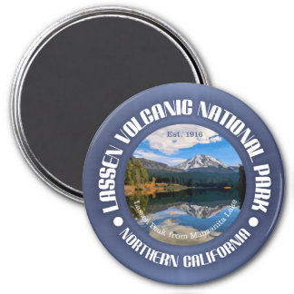 Imán Parque nacional volcánico de Lassen