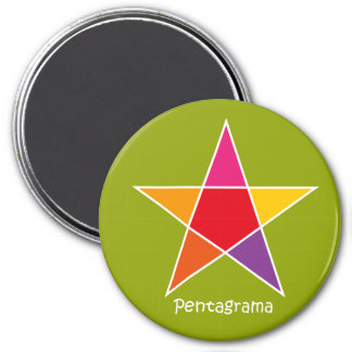 Imán Pentagrama