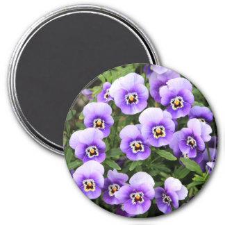 Imán Pequeños pensamientos púrpuras