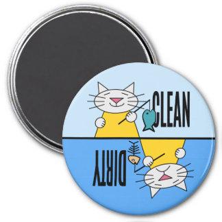 Imán Pescados del gato del lavaplatos