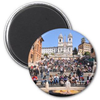 Imán Piazza di Spagna, Roma, Italia