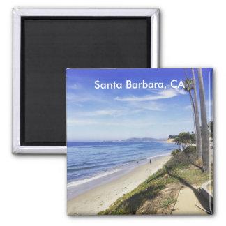 Imán Playa de la mariposa de Santa Barbara Montecito