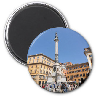 Imán Plaza Navona en Roma, Italia