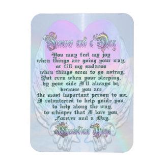 Iman Poema del ángel de guarda