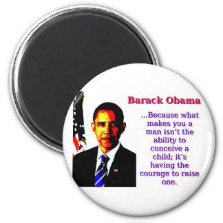Imán Porque qué le hace a un hombre - Barack Obama