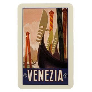 Iman Poster del viaje de Venezia el | Venecia Italia
