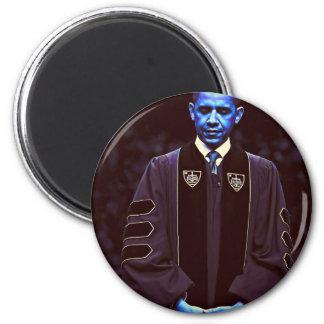 Imán Presidente Barack Obama en la universidad 3. de