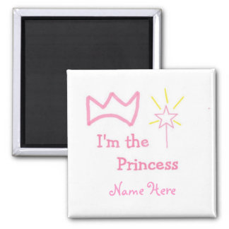 Imán Princesa