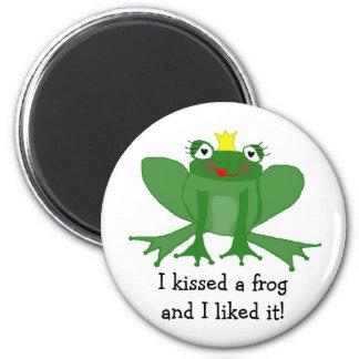 Imán Princesa Frog Magnet