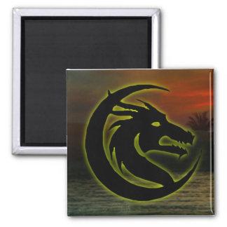 Imán principal del dragón