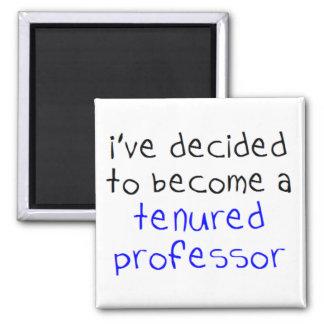 Imán profesor ejercido