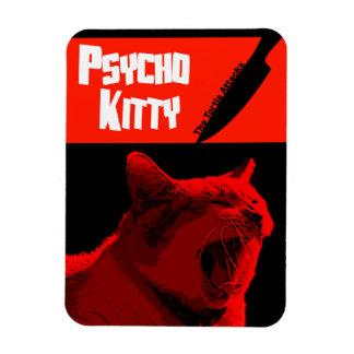 Imán psico del gatito