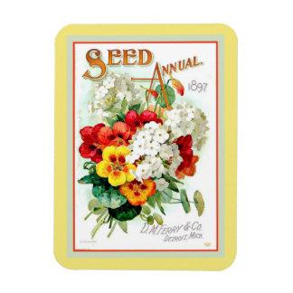 Iman Publicación anual 1879 de la semilla