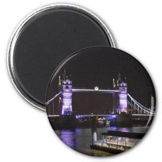 Imán Puente de la torre, Londres