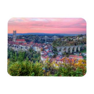 Iman Puente de Poya y de Zaehringen, Fribourg, Suiza