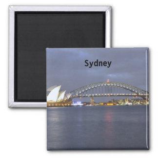 Imán Puente de puerto de Sydney Australia