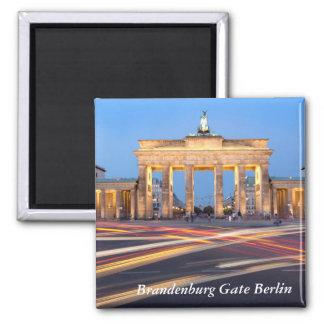 Imán Puerta de Brandeburgo en Berlín