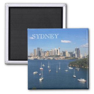 Imán puerto Jackson de Sydney
