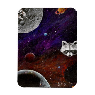 Iman Racoons del espacio