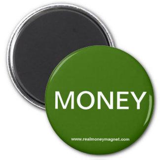 Imán real del dinero