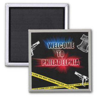 Imán Recepción a Philadelphia