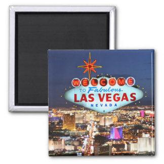Imán Recuerdo de Las Vegas