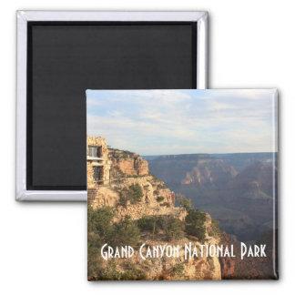 Imán Recuerdo del parque nacional del Gran Cañón