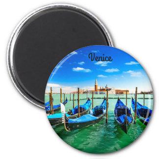 Imán redondo Venecia Italia