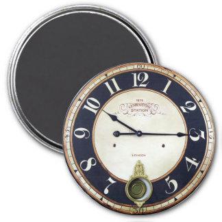 Imán Reloj de bolsillo antiguo
