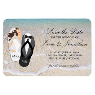 Iman Reserva de lujo del boda tropical del océano de la